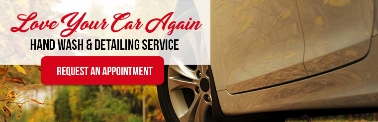 Hand Wash and Detailing Service
