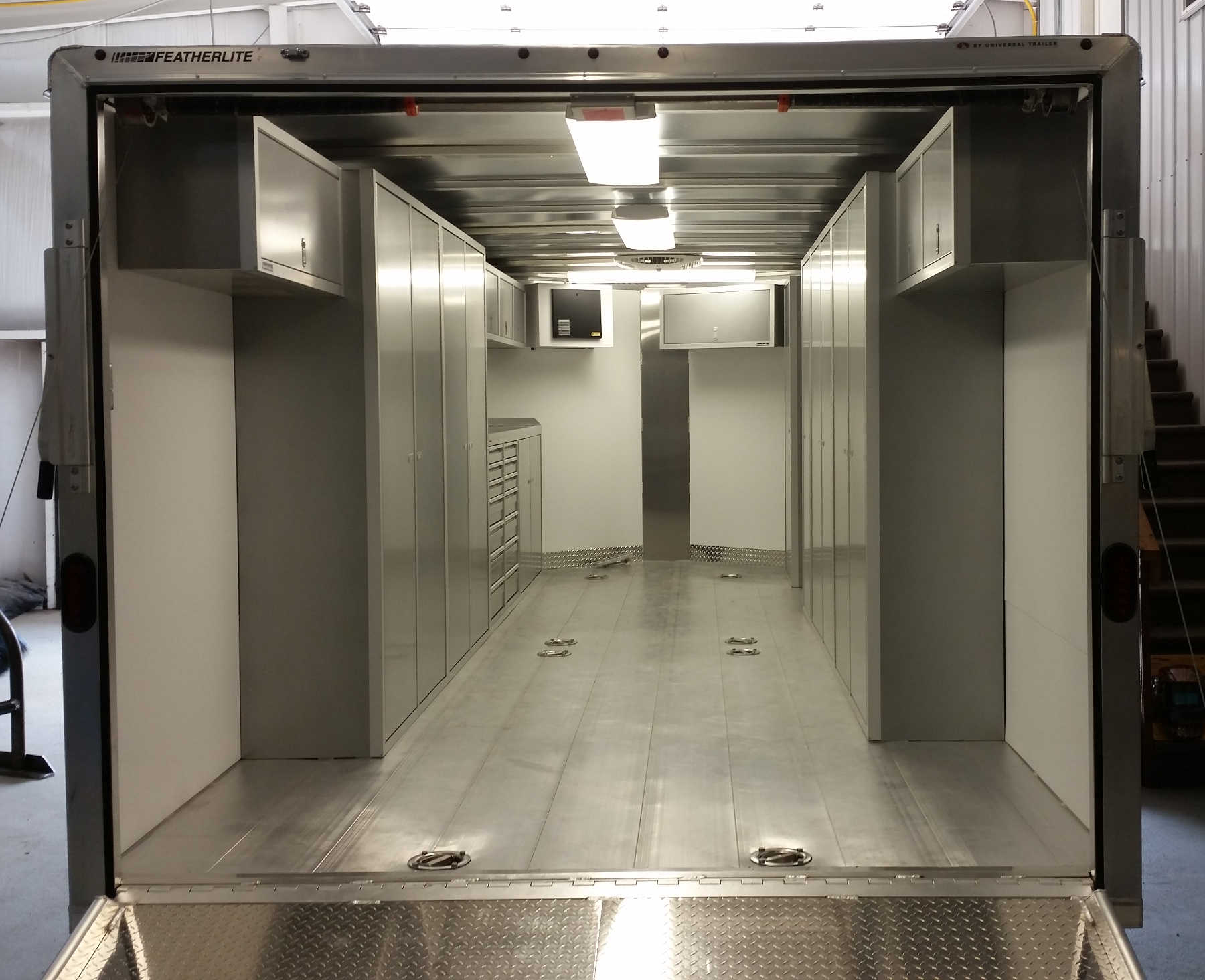 Aluminum Trailer Cabinets Aluminum Cabinet Company