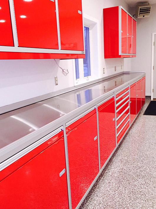 Attractive Aluminum Cabinet Company