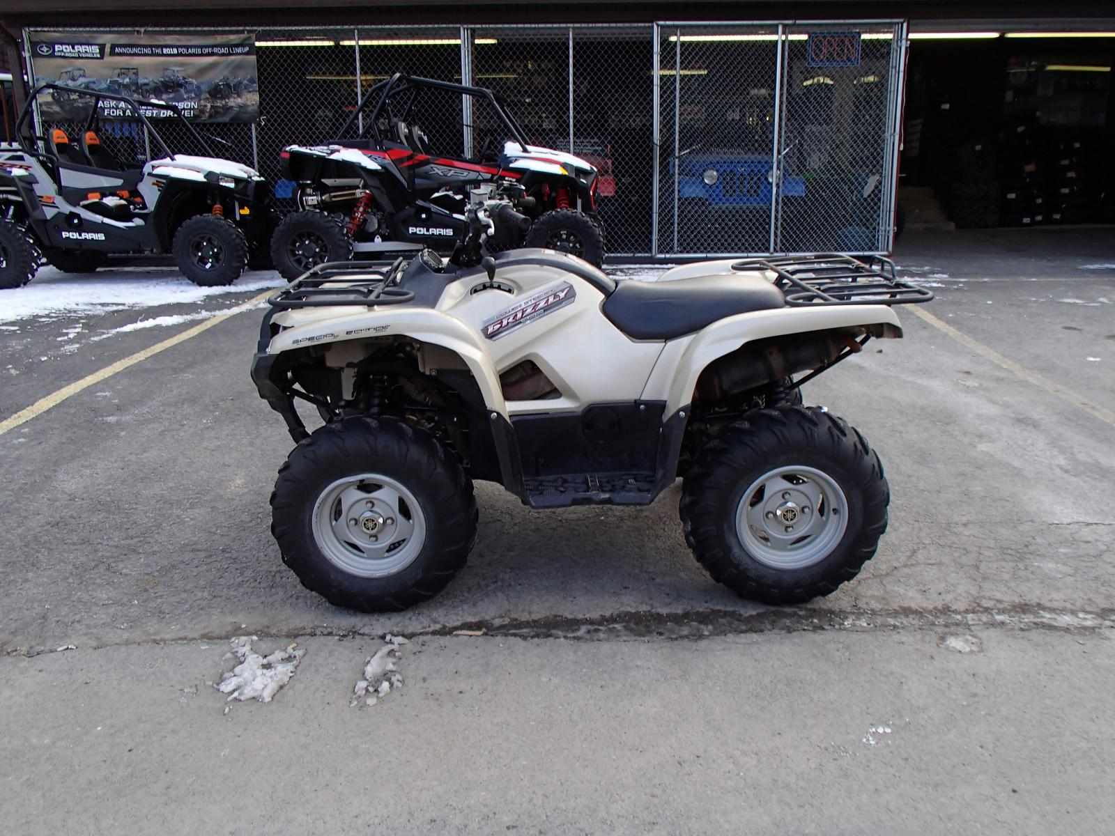 2012 Yamaha Grizzly 700 EPS