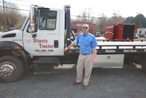Stanly Tractor