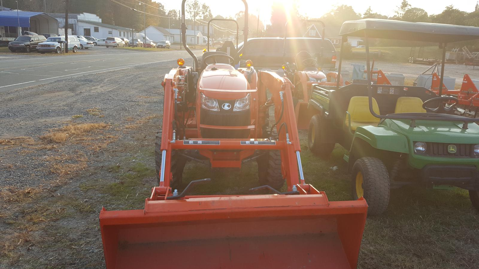 2014 Kubota L3301 Gear Drive 4WD for sale in New London, NC   Stanly ...