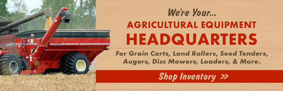 Trust Mettler for Grain Carts, Land Rollers, Seed Tenders, Augers, Disc Mowers & More! South Dakota Dealer