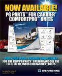 PG Parts for Carrier Comfortpro Units