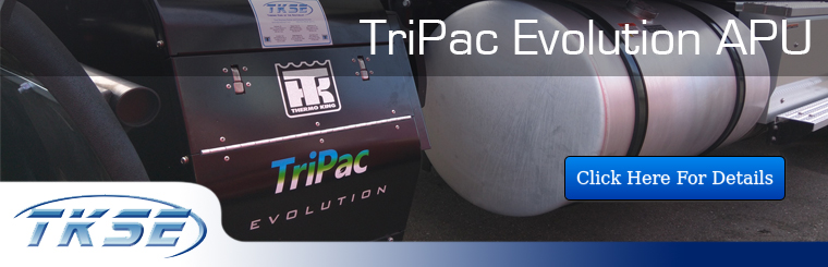 TriPac Evolution Installation and Maintenance