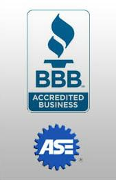 Better Business Bureau and ASE