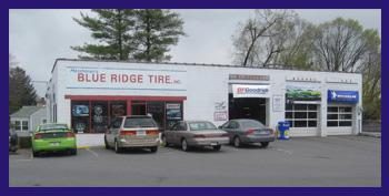 Blue Ridge Tire >> Map And Driving Directions Blue Ridge Tire Harrisonburg Va 540