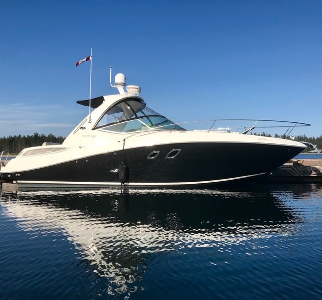For Sale: 2013 Sea Ray 330 Sundancer 36ft<br/>M & P Yacht Centre At Coal Harbour