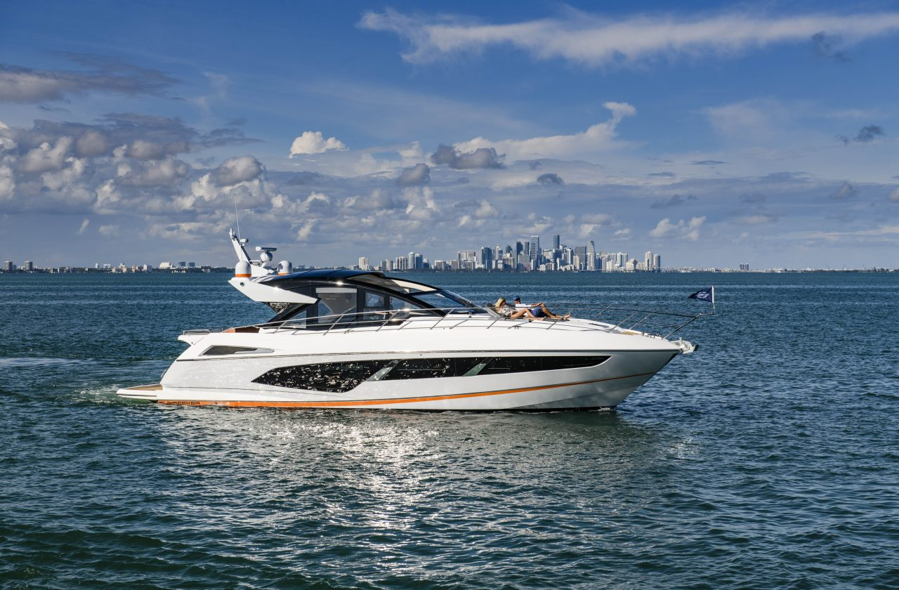 For Sale: 2021 Sunseeker Predator 60 Evo 60ft<br/>M & P Yacht Centre At Coal Harbour
