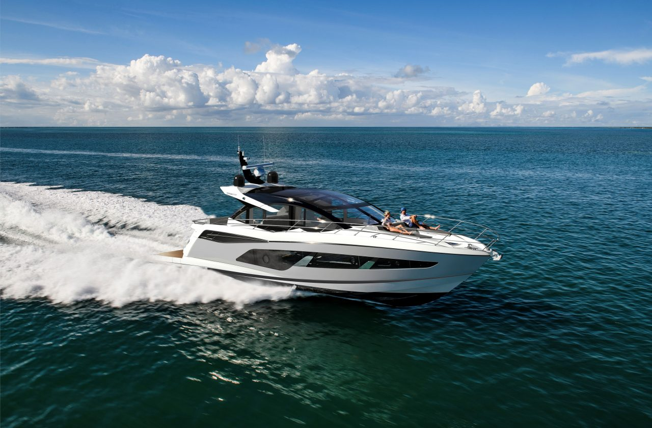 2021 SUNSEEKER PREDATOR 55 EVO for sale