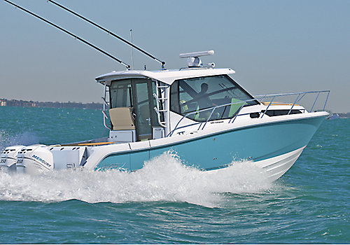 2021 BOSTON WHALER 325 CONQUEST PILOTHOUSE for sale