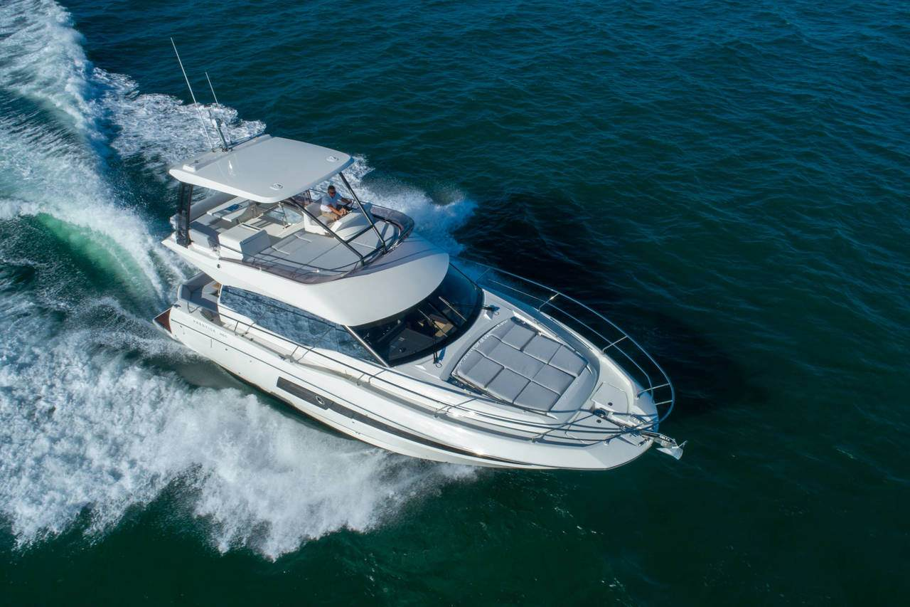 2021 PRESTIGE YACHTS 460 for sale