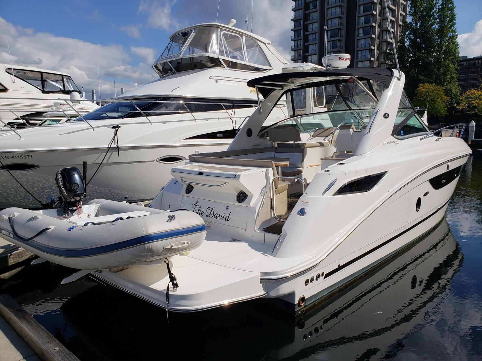 For Sale: 2014 Sea Ray 350 Sundancer 35ft<br/>M & P Yacht Centre At Coal Harbour