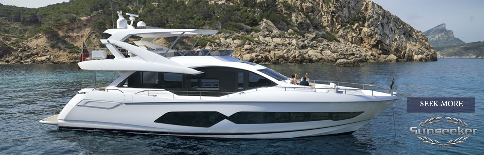Sunseeker Yachts - Seek More