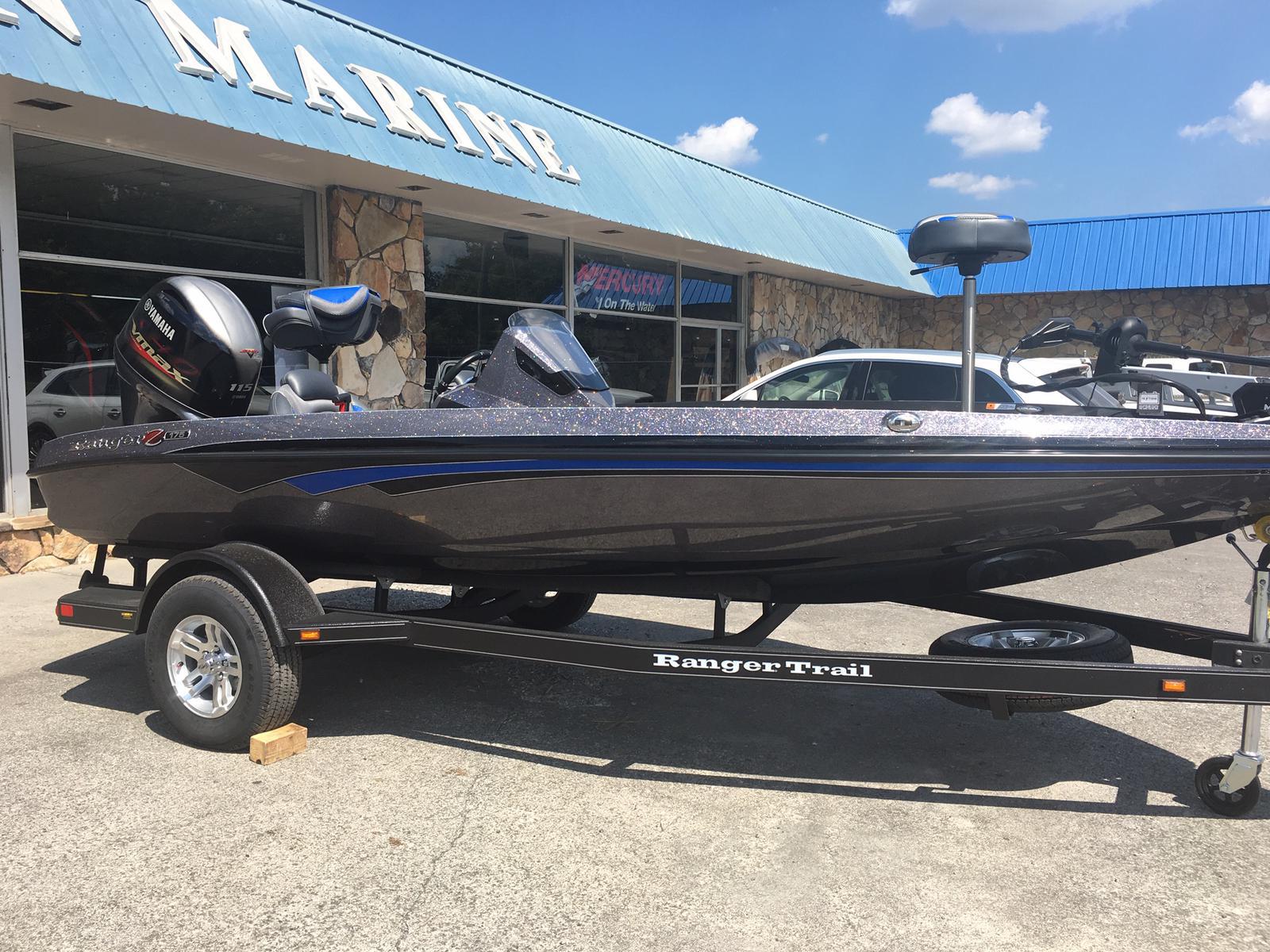 2020 Ranger Z175 for sale in Dalton, GA. Dalton Marine Inc.
