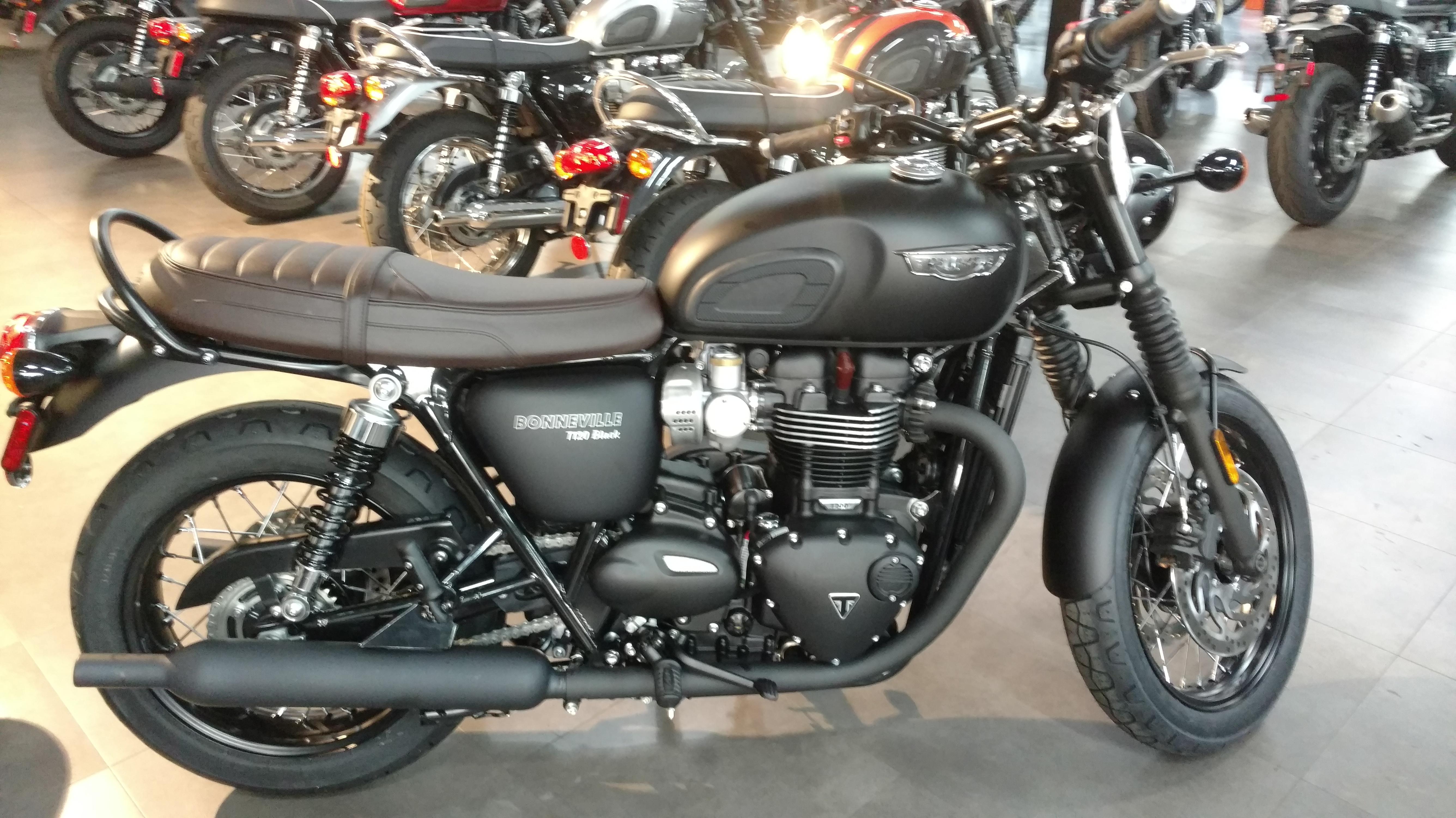 2020 Triumph Bonneville T120 Black For Sale In Tucson Az Azkkt Inc Tucson Az 520 333 2201