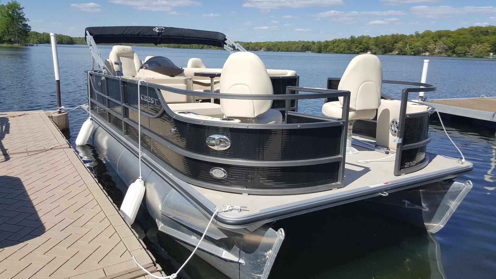 Boat and pontoon rentals sunnyside marina balsam lake wi for Wisconsin fishing resorts with boat rentals