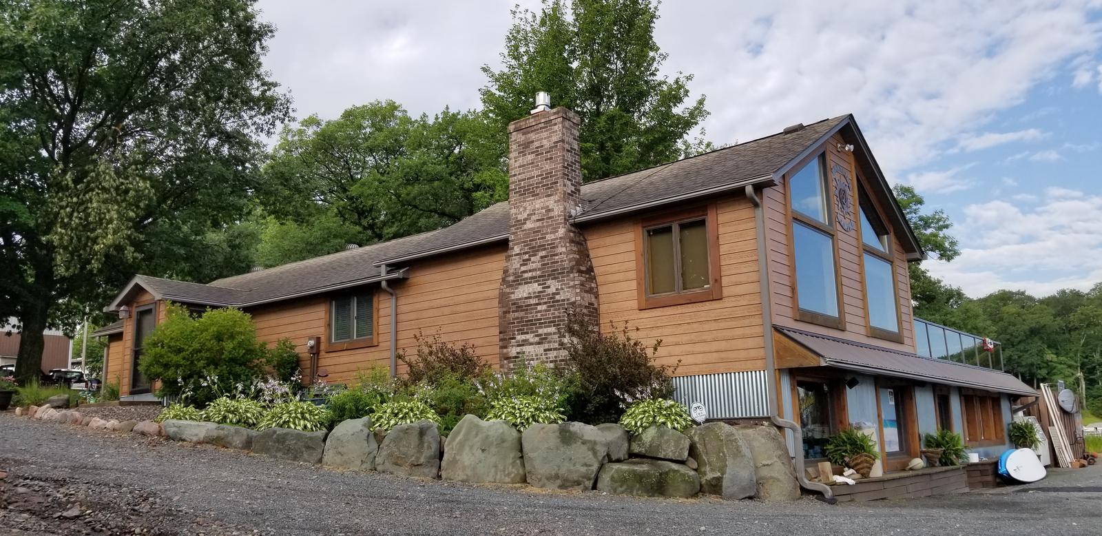 Cabin Rentals Sunnyside Marina Balsam Lake, WI (888)422-5726