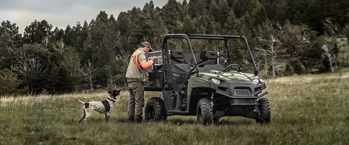 Polaris Ranger Side by Sides