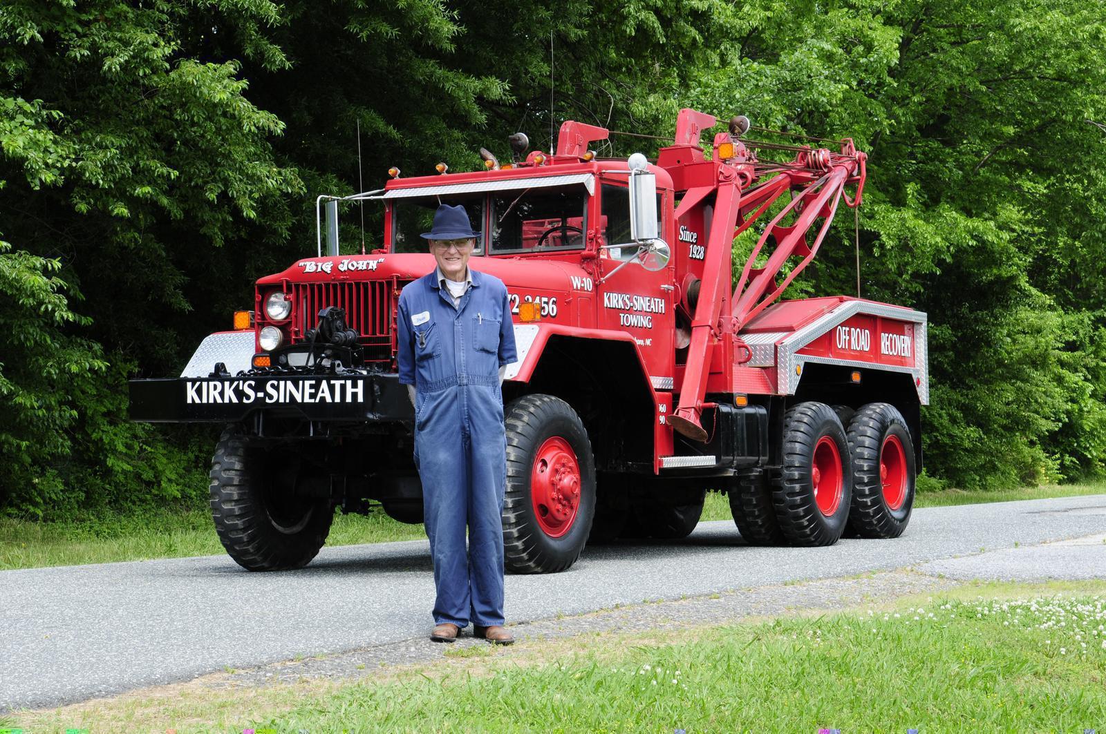 Auto Service, Truck Repair & Towing | Burlington & Greensboro, NC ...