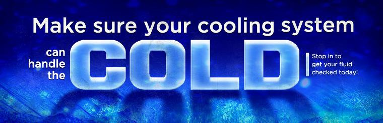 Get your cooling system fluid checked today. Contact Denny's Service Center today to schedule your cooling system flush.