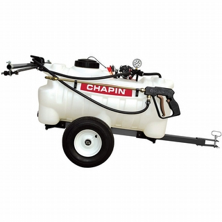 Chapin 25gl 12V Pull-Behind Dripless Sprayer (CN97700)