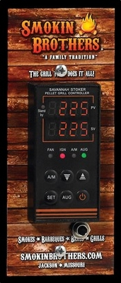 Smokin Brothers all new PID Controller