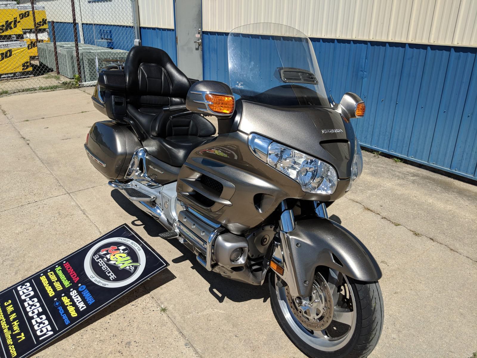 2006 Honda GL1800 for sale in Willmar, MN. Motor Sports of ...