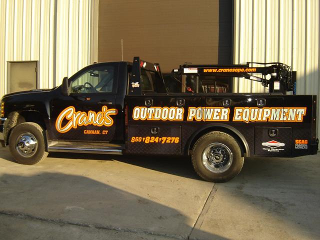 Crane's Outdoor Power Equipment