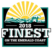 2018 Finest on the Emerald Coast