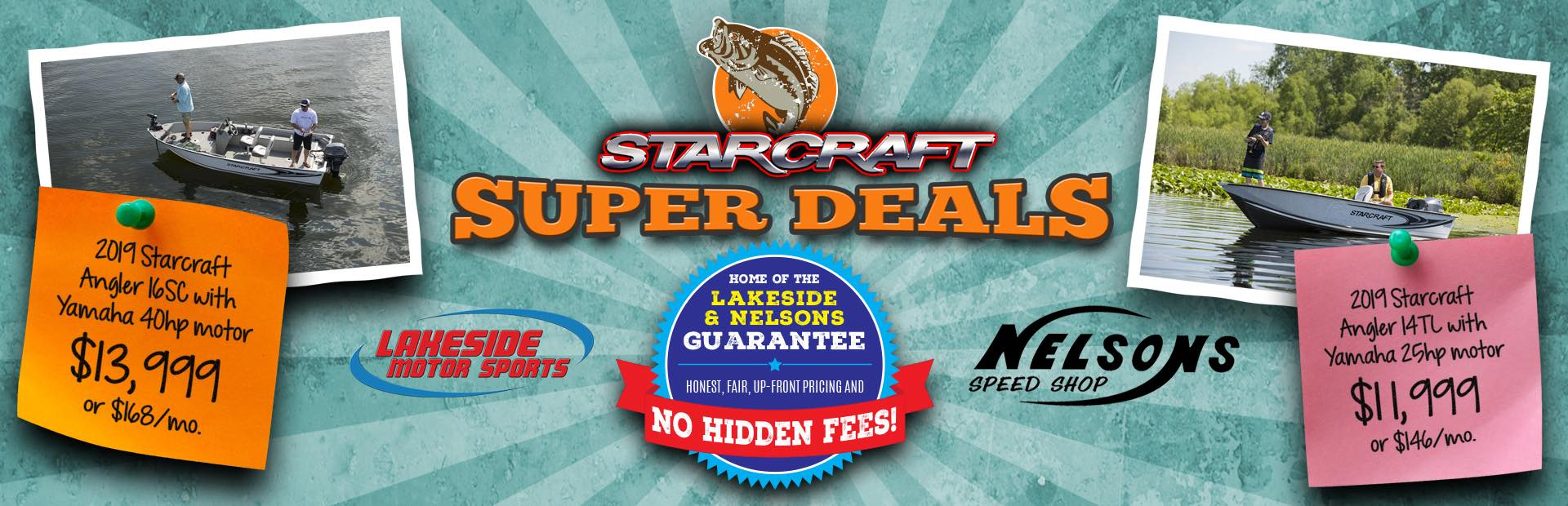 Starcraft Super Deals