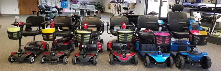 Looking for an outdoor scooter - come check out our selection.