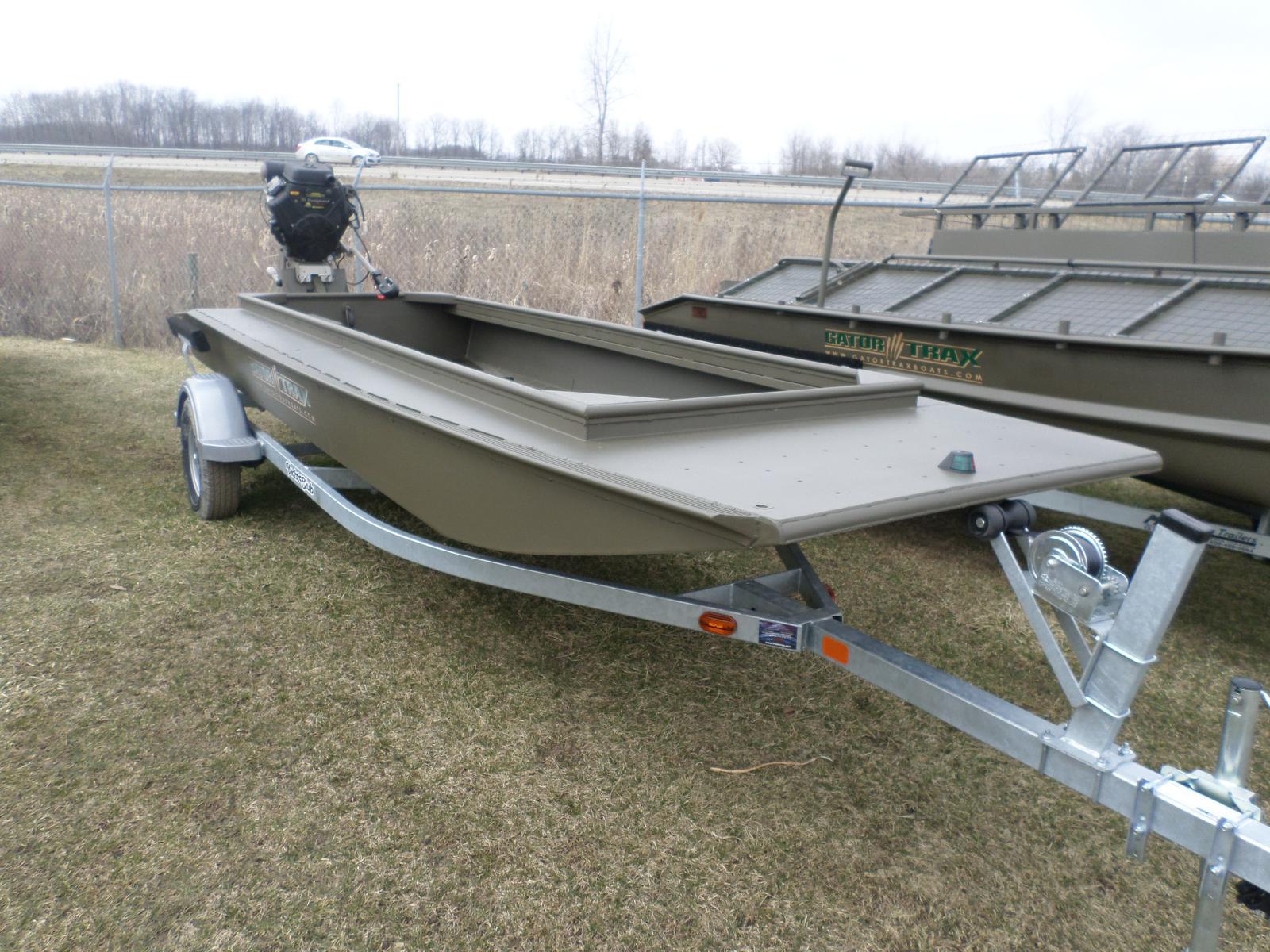 2018 Gator Trax 16 Marsh Series for sale in Fenton MI