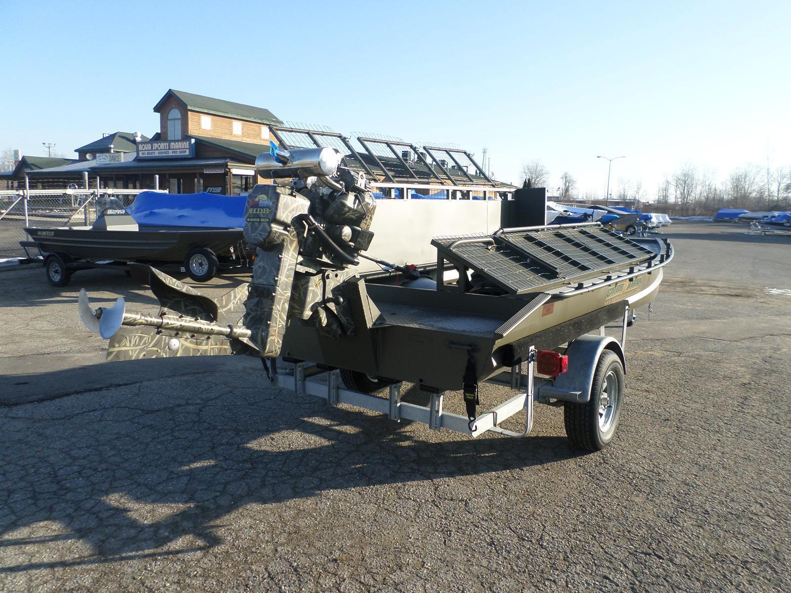 2018 Gator Trax 15x54 GEN II HIDE 3 man for sale in Fenton MI