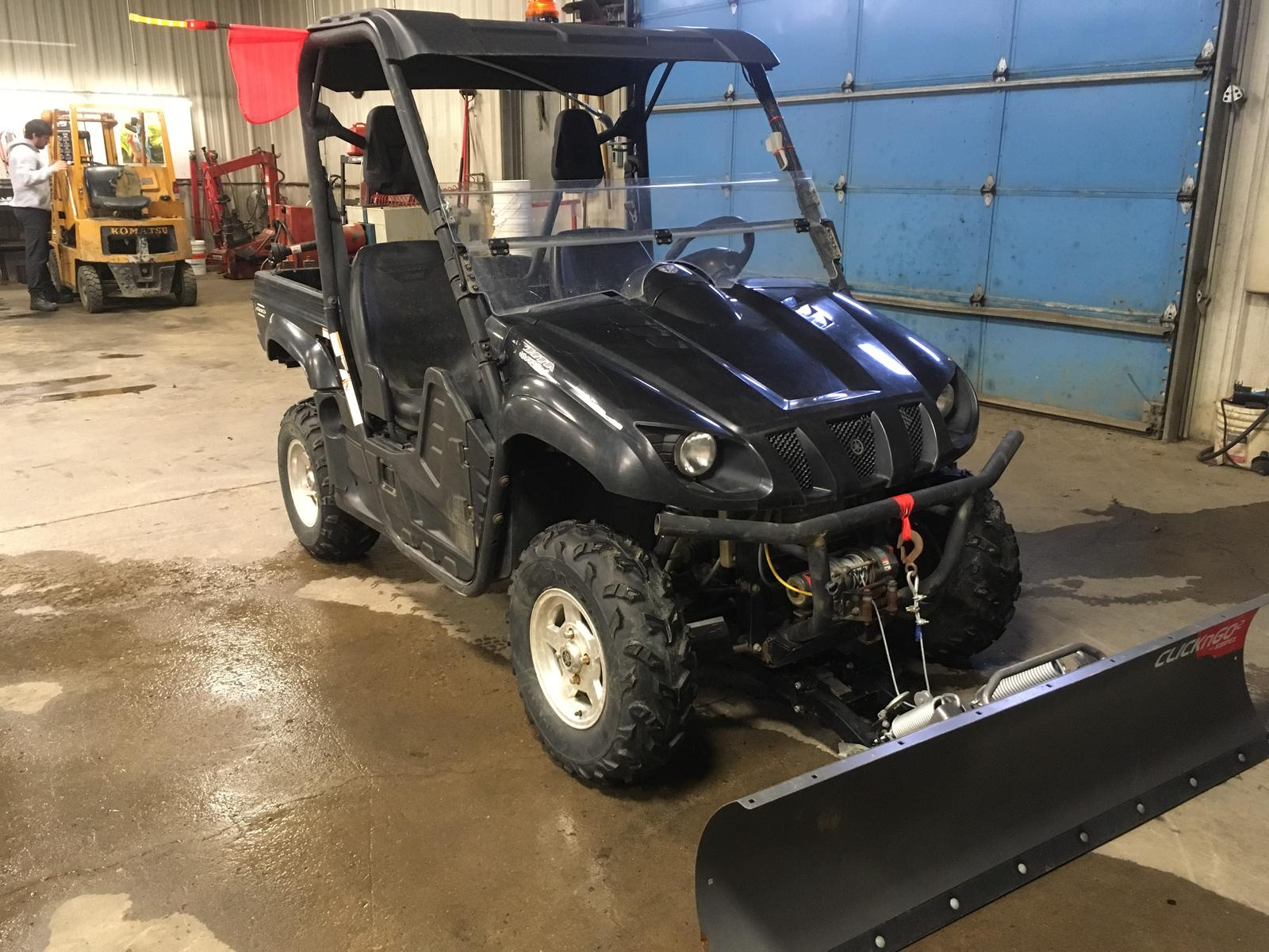 2009 Yamaha Rhino 700 For Sale In St Paul Ab Fuel Filter Location Img 5310