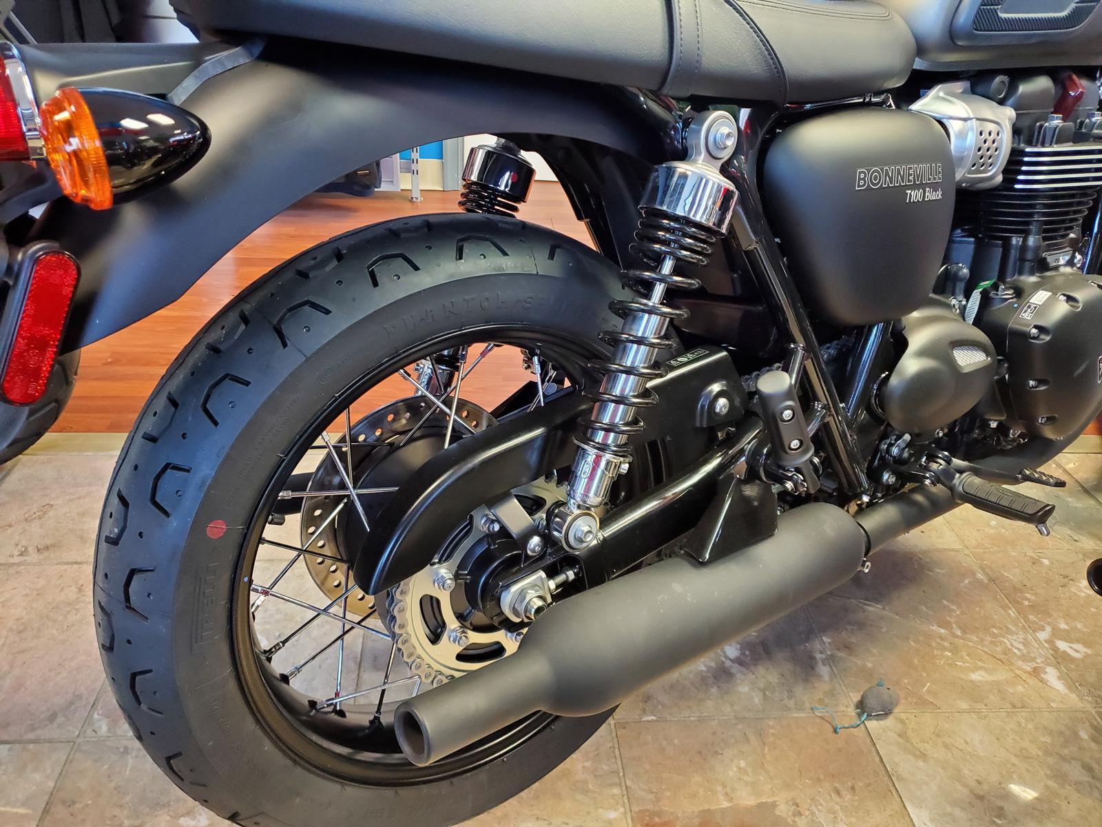 2020 Triumph Bonneville T100 For Sale In Harrisonburg Va Triumph Motorcycles Of Harrisonburg Harrisonburg Va 540 564 0990