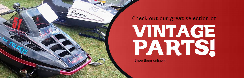 Click here to check out our vintage parts!