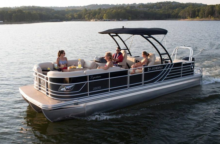 Signature Cruise Pontoons