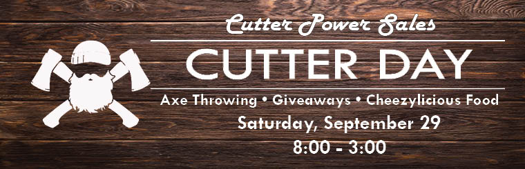 Cutter Day SEP2018