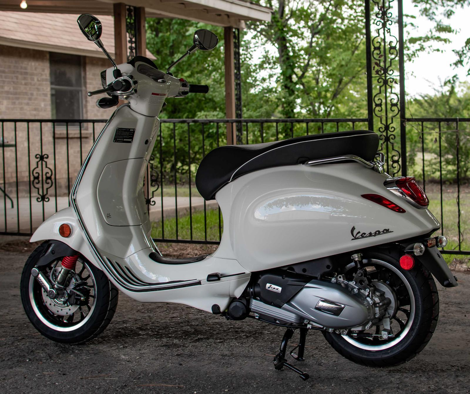 2020 Vespa Sprint 150 Abs Bianco Innocenza For Sale In Colleyville Tx Moxie Scooters Colleyville Tx 817 788 5333