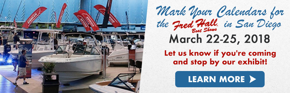 Fred Hall Boat Shows