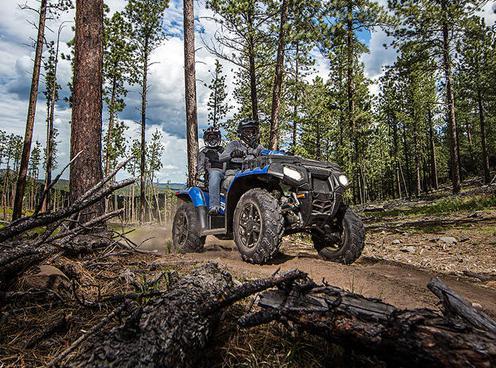 2-Up & Utility ATVs