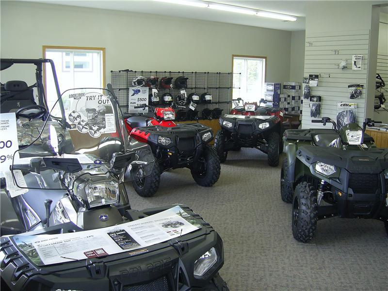 Okeson Offtrail Sales Showroom in Detroit Lakes, MN