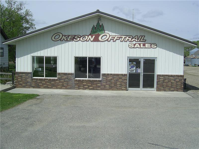 Okeson Offtrail Sales in Detroit Lakes, MN