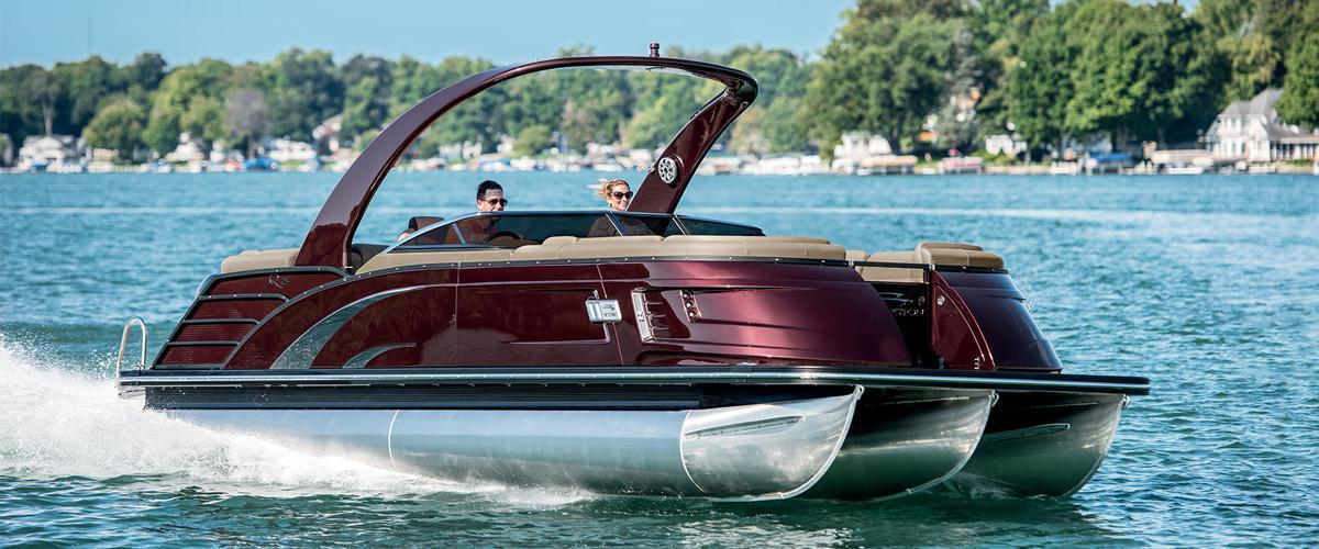 Bennington Pontoon Boats Robbins Marine Milton Pa 570 524