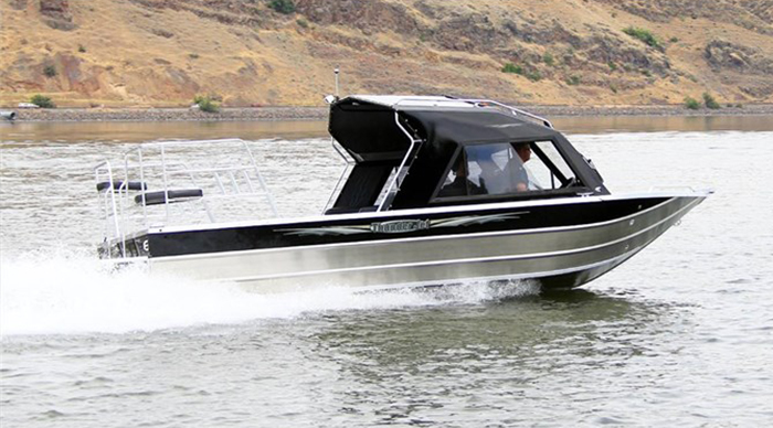 Thunder Jet Jet Series Boats
