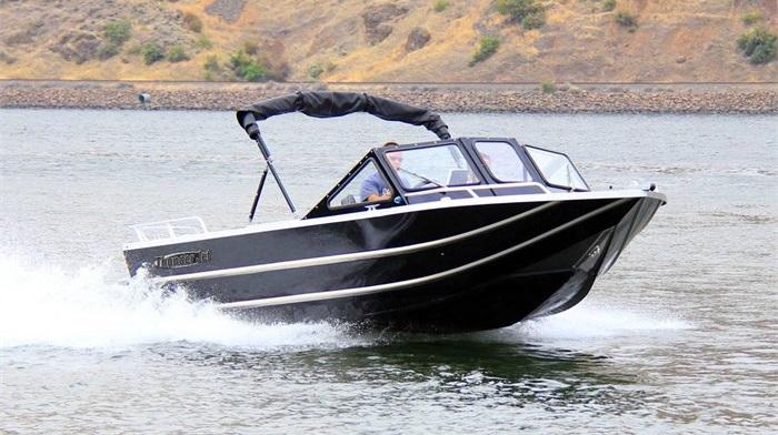 Thunder Jet Boats Robbins Marine Milton, PA (570) 524-2415