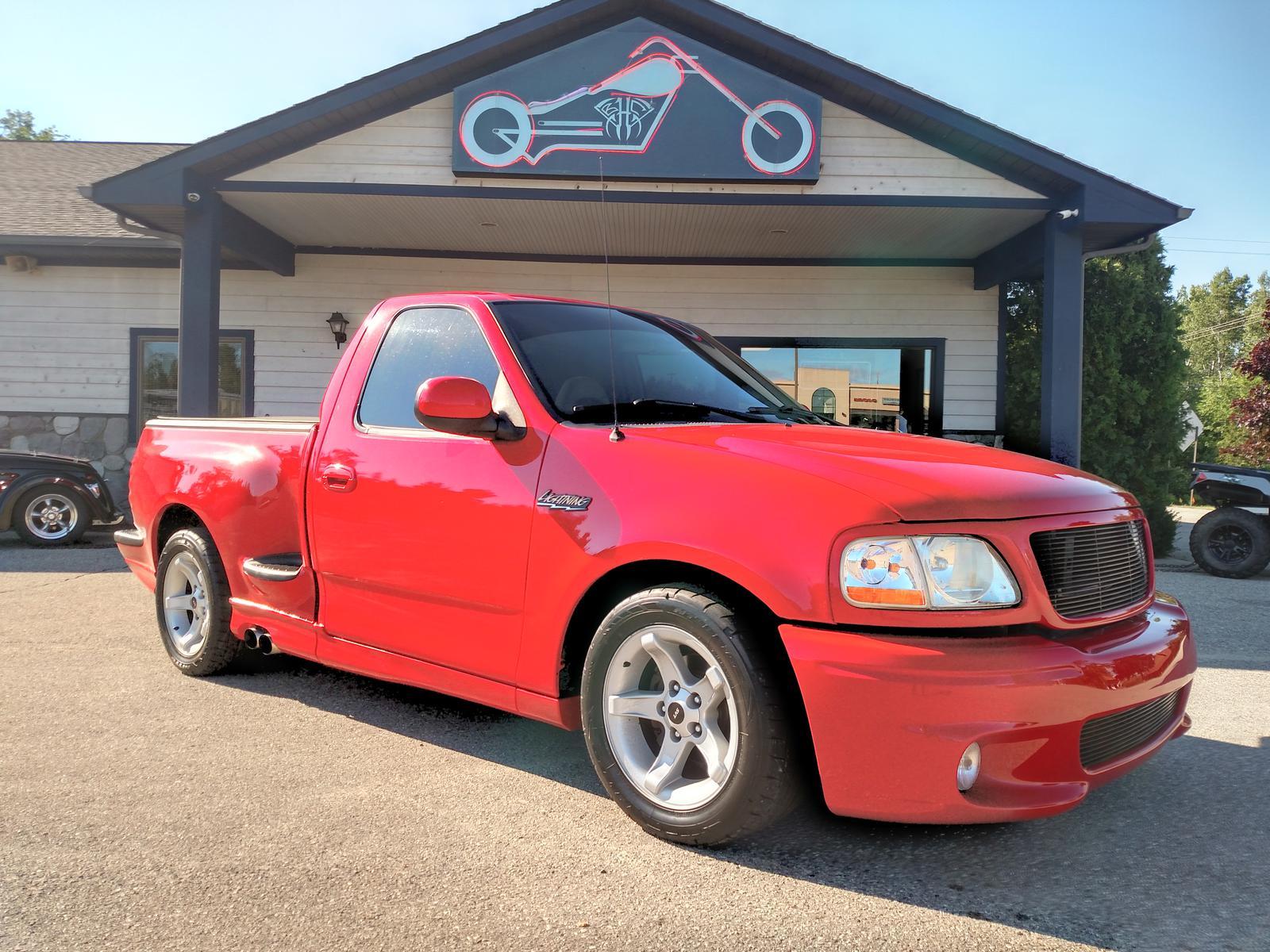 2000 Ford F 150 Svt Lightning For Sale In Petoskey Mi Miller S Us 31 Sales Petoskey Mi 231 348 5838