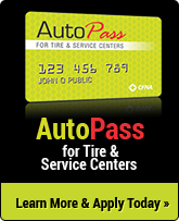 AutoPass for tire & service centers. Learn more & apply today.