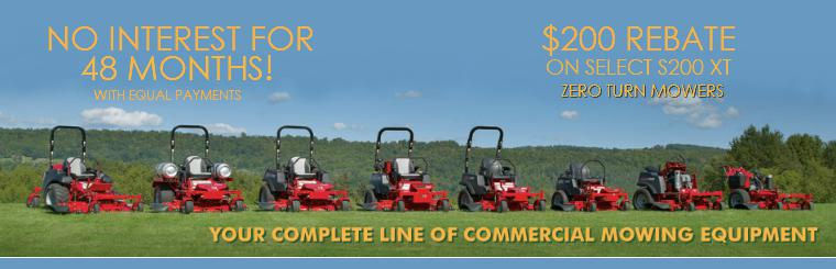 Snapper Pro Zero Turn Mower Sales & Service
